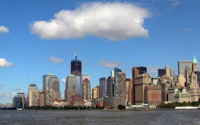 Lower Manhattan and One Word Trade Center (Preview)