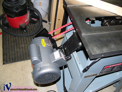 Delta table saw motor woodworking talk woodworkers forum then youll have a capable saw with some growth potential that will accept a lot of accessories and is more feasible and easier to fix if ever needed greentooth Gallery