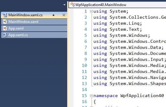 Visual Studio Productivity Power Tools Walkthrough - Pete
