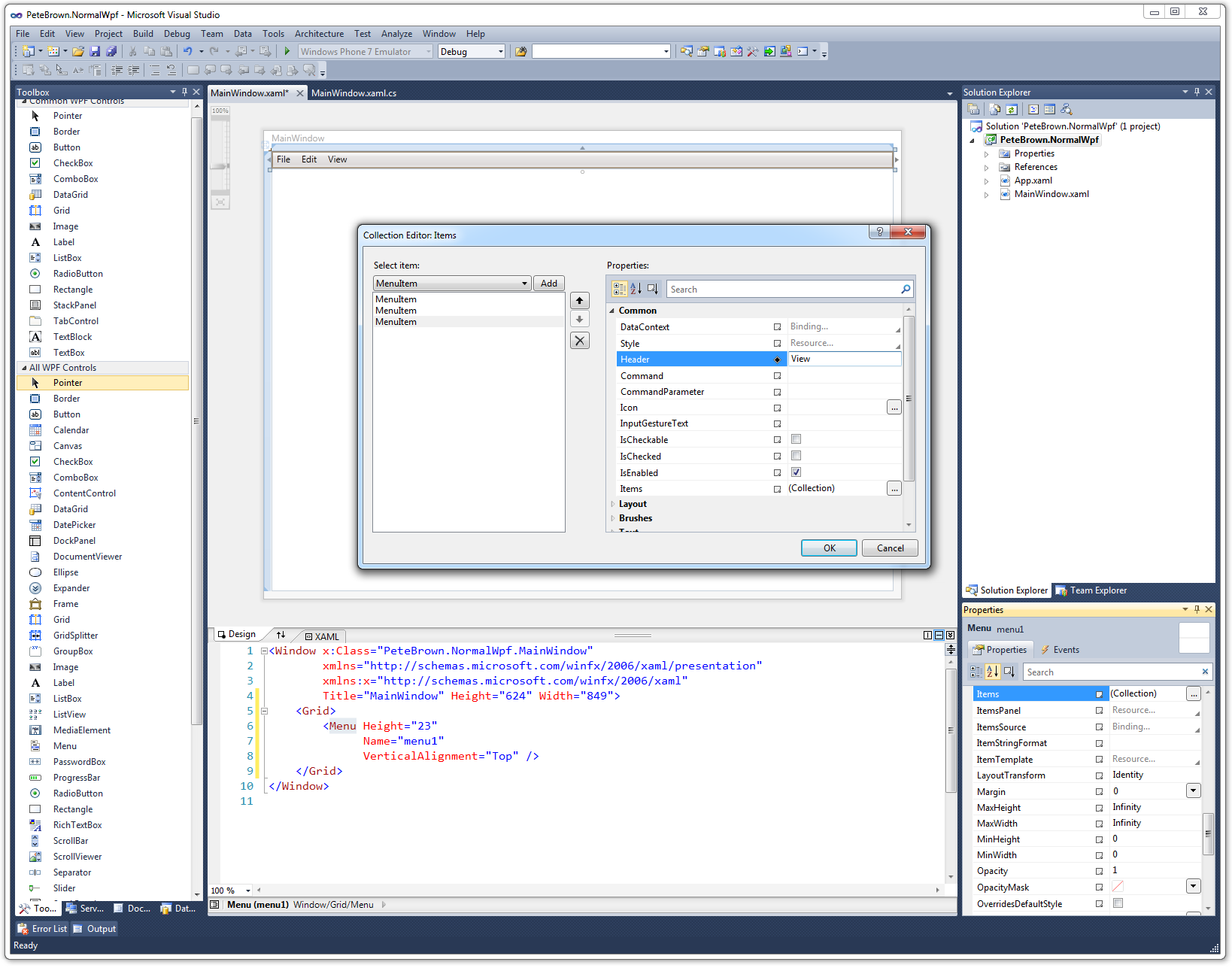 Windows Forms to XAML: Do I really need a Designer for