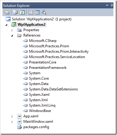 NuGet for WPF and Silverlight Developers - Pete Brown's