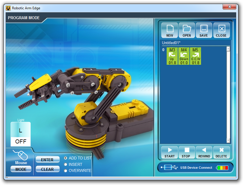 The Two OWI Robot Arm Kits Compared - Pete Brown\'s 10rem.net