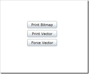 Silverlight 5: Vector and Bitmap Printing for Reports and