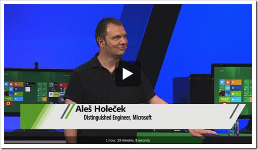 Platform for Metro-Style Apps with Ales Holecek and John Sheehan