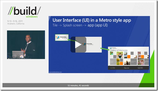Metro-style apps using XAML: Make your app shine with Marco Matos
