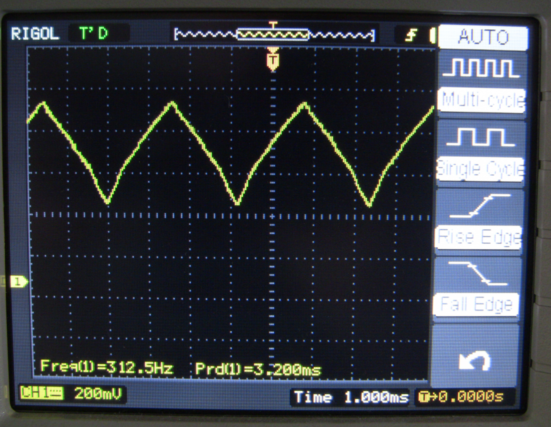 The Electronics Diycom Xr2206 100hz To 2mhz Function Generator Test 8038 Circuit Automotivecircuit Diagram Another Way You Could Out Chip Is Build A Full Exar 2206 Based Oscillator Like Th 102 This Fair Bit More Work And Will