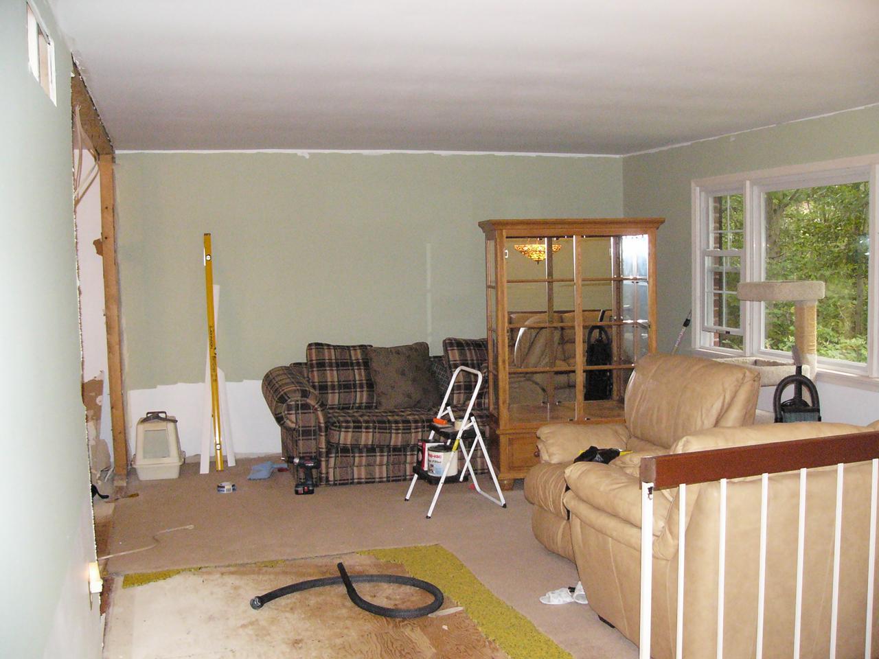 Window Bench Living Room