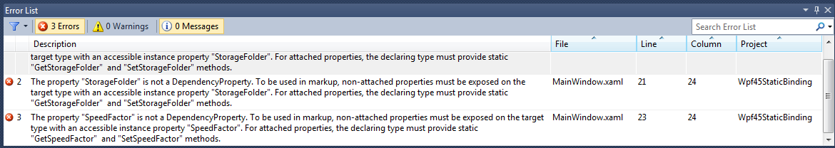 WPF 4 5: Binding and change notification for static