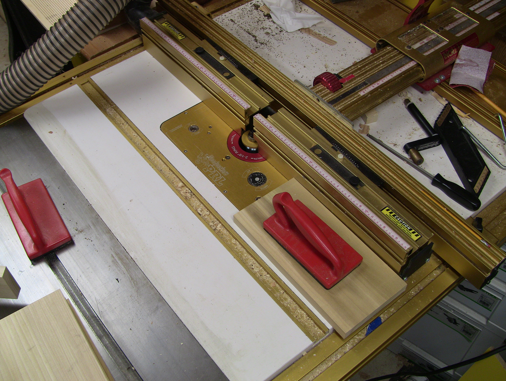 Troubleshooting Warped Cabinet Doors - Woodworking Information at