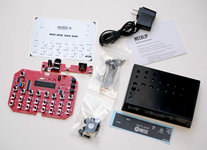The brain therapy of making things: Synthesizer Kits - Pete