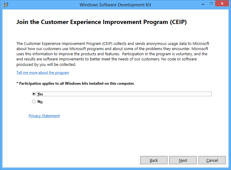 The Update Windows Sdk And Windows App Certification Kit Tool Now