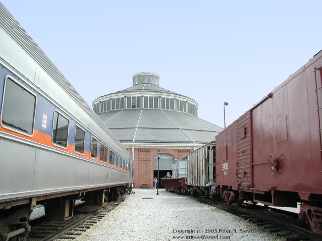 B&O Museum Western Maryland Freight (Preview)