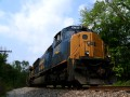 CSX 4765 in Cumberland, Maryland (Thumbnail)