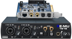 EMU 1616 PCI Digital Audio System