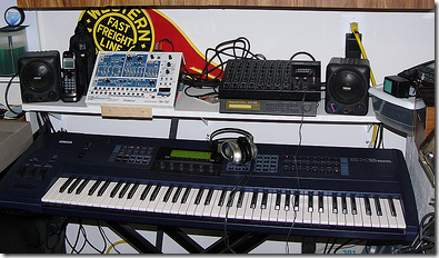 Pete's EX-5, MT32 and SH-32