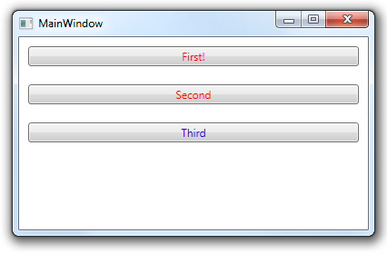 Getting Started with WPF : Button Control Part 2 – Basic