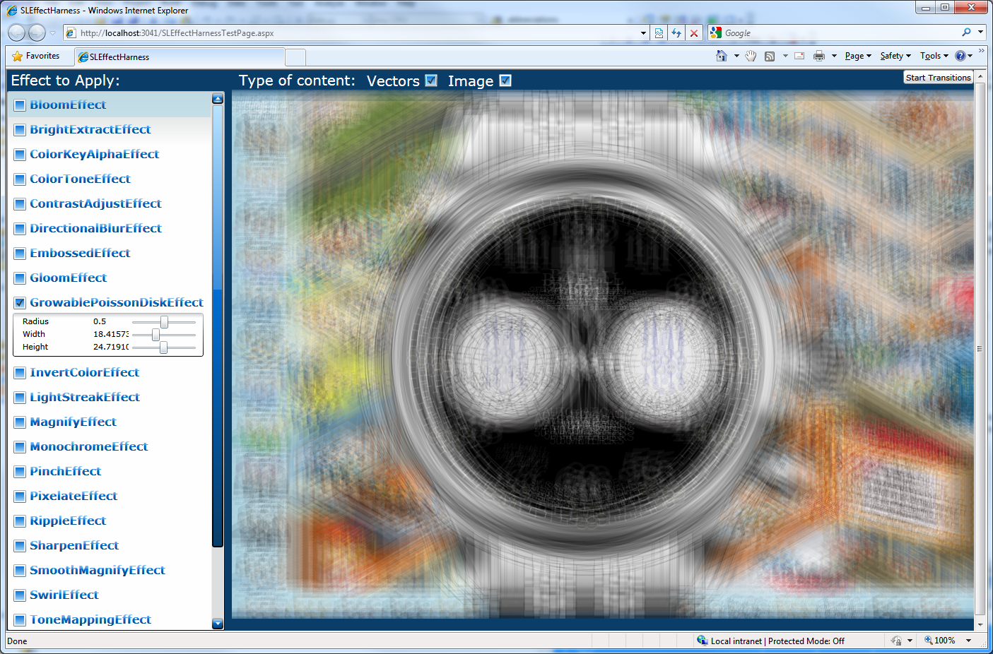 More Pixel Shader Effects for Silverlight - Pete Brown's ...