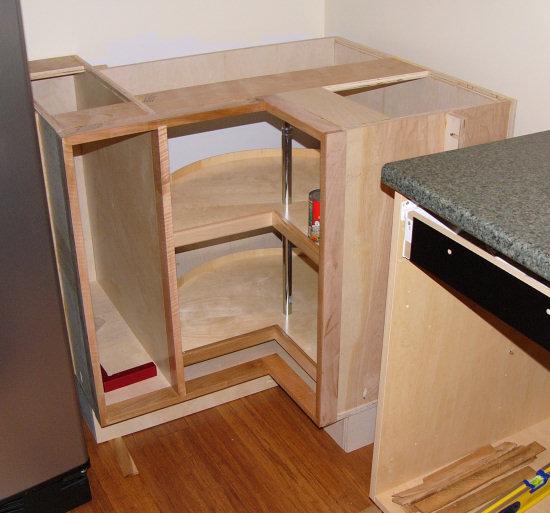 Lazy susans woodworker s hardware 174 kitchen cabinet hardware