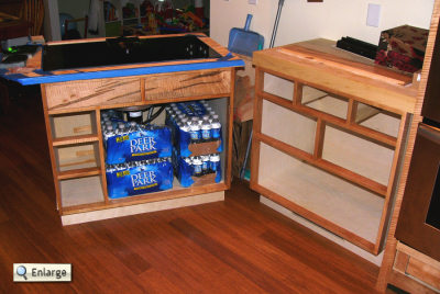 Kitchen Cabinet Legs Bunnings